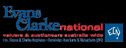 Evans Clarke NationalValuersAuctioneers Australia Wide